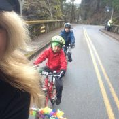 Grab the kiddos and get ready for the Gorge Pedal