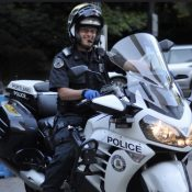 Traffic Division officers star in new PPB 'Talking Beat' podcast