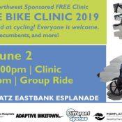 Adaptive Bike Clinic