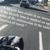 Bike lane bill passes Oregon House 48-12, now heads to Senate