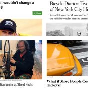 The Monday Roundup: Cheap gas, expensive life lessons, 'woonerf' life and more