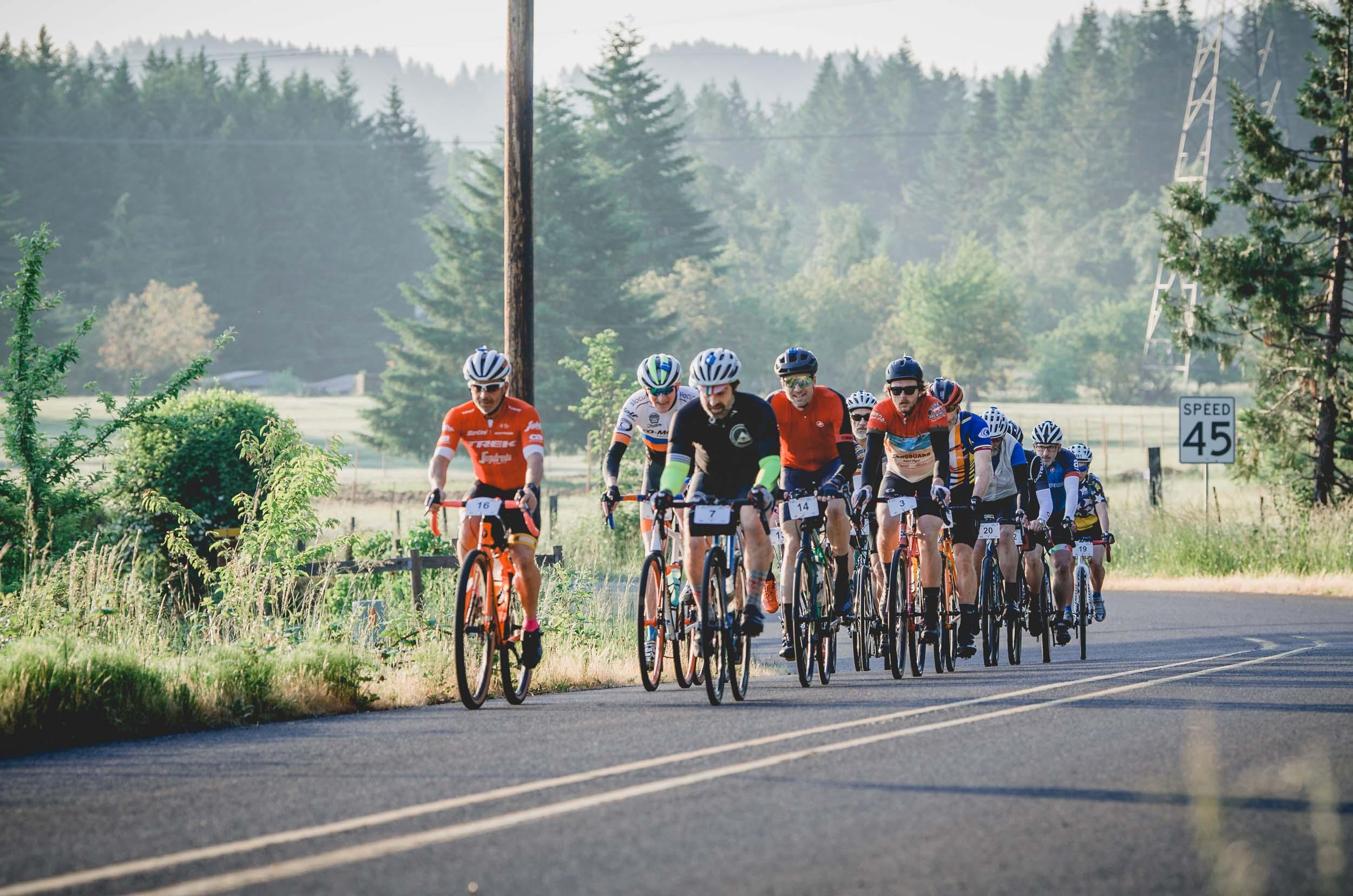 Pleasant Cottage Grove Rolls Out Welcome For Oregon Gran Fondo Bikeportland Org Interior Design Ideas Gentotryabchikinfo