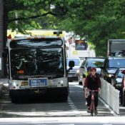 Commissioner Eudaly's big move for bus-only lanes