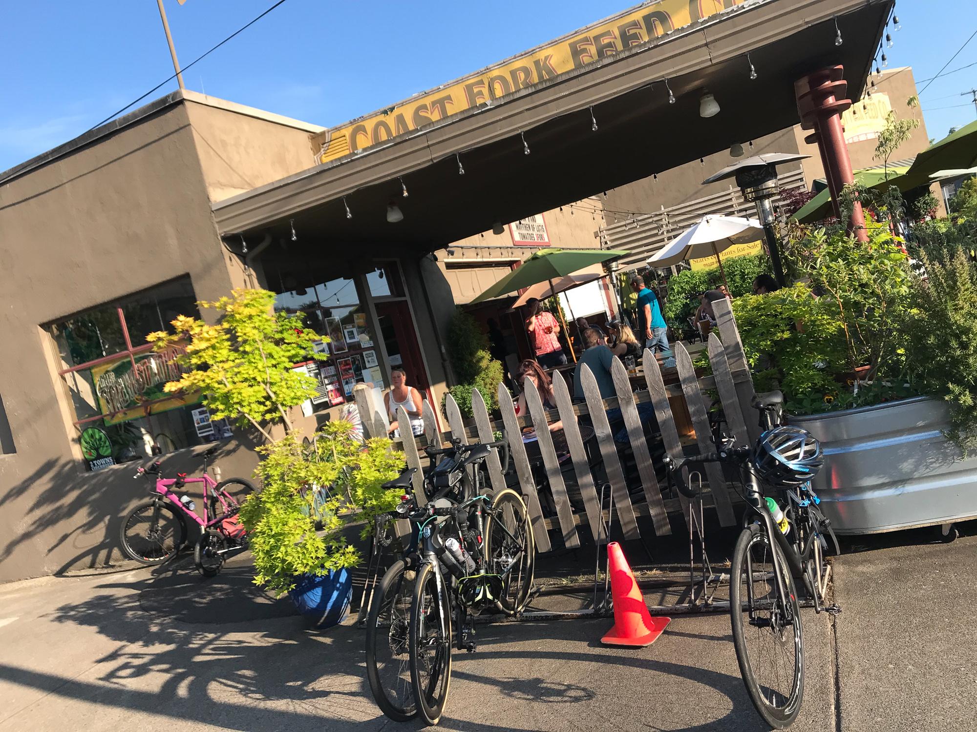 Astonishing Cottage Grove Rolls Out Welcome For Oregon Gran Fondo Bikeportland Org Interior Design Ideas Gentotryabchikinfo