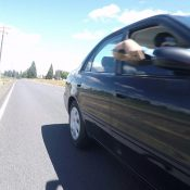 Car passenger attempts knife attack on man biking in rural Washington County