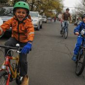 Kidical Mass Ride to Sunday Parkways
