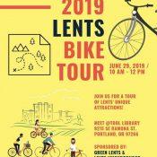 Lents Green Ring Bike Tour