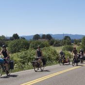 Family Biking: Join Kidical Mass for a weekend camping trip to Oxbow Park