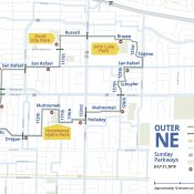 Sunday Parkways - Outer Northeast