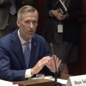 Mayor Wheeler touts need for better bikeways, transit at 'Climate Crisis' panel in DC