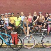 Bikin' Betties PDX Monday Night Ride
