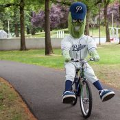 Portland Pickles want you to bike to their game next Tuesday