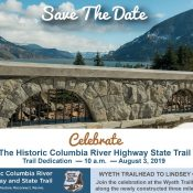 Historic Highway State Trail Dedication