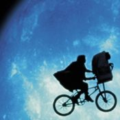 Bike to E.T. Movie Night