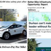 The Monday Roundup: The costs of car culture, enforcement skeptics, tired pros, and more