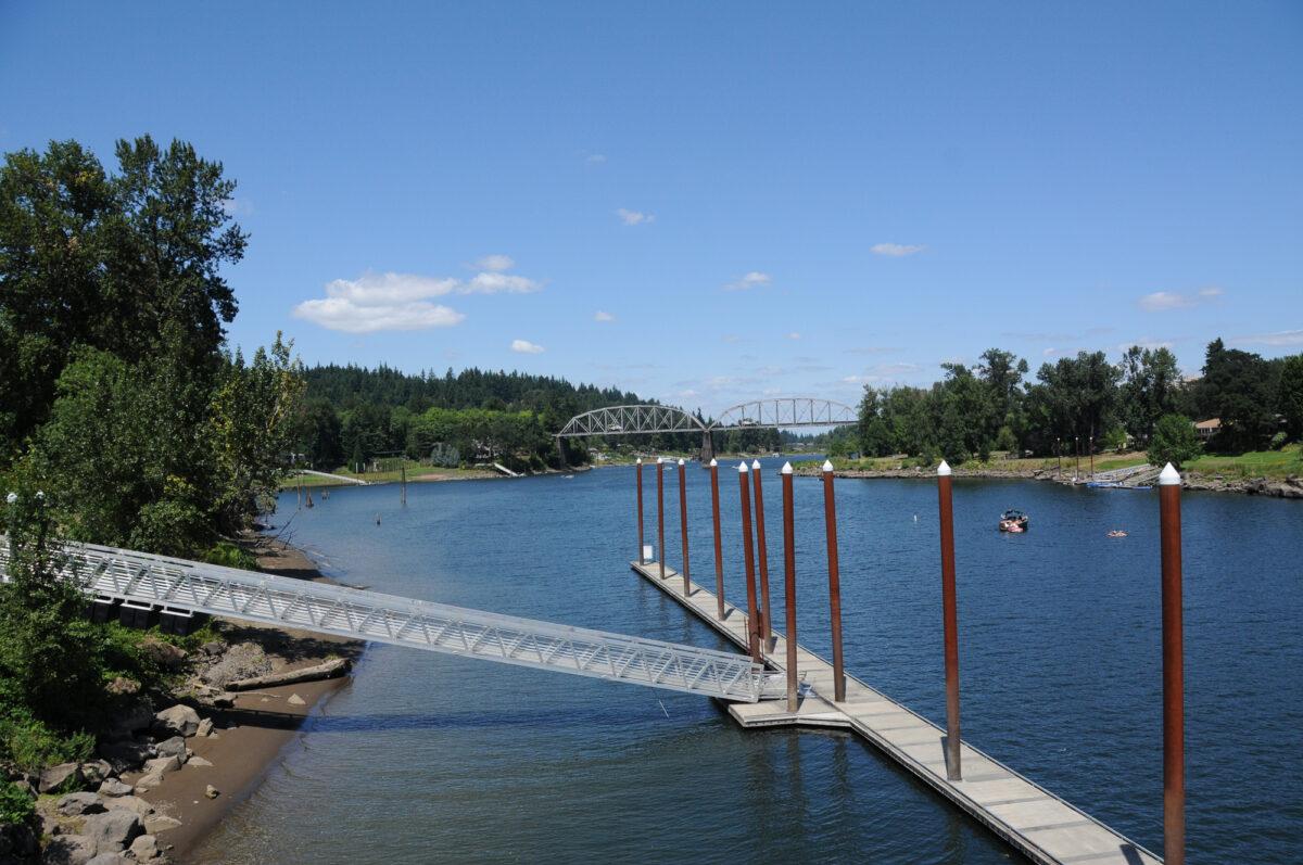 oak grove lake oswego bridge - BikePortland org