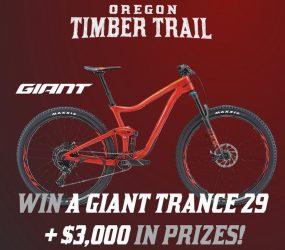 Oregon Timber Trail Bike Giveaway