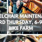 Manual Wheelchair Maintenance clinic