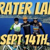 Crater Lake Carfree Ride