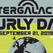 Intergalactic Surly Day