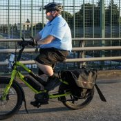 Guest post: Biking away (some of) my Amazon Prime guilt