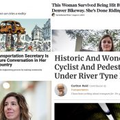The Monday Roundup: Cycling's 'weak culture', PennDOT's exciting leader, the UK's carfree tunnel, and more