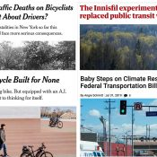 The Monday Roundup: $15,000 Oregon-made road bike, e-bike fires, climate policy and more