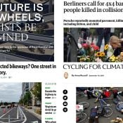 The Monday Roundup: Block parties, SUV ban, power of pedaling, and more