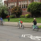 Family Biking: Here's how to ace Walk + Roll to School Day