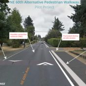 PBOT to build first 'alternative pedestrian walkway' in Cully