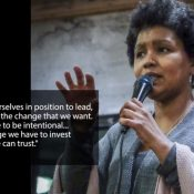 Conversation with Mayoral Candidate Teressa Raiford