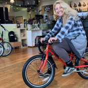 Family Biking: Frog Bikes are a quality, lightweight option for young riders
