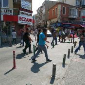 Dispatch from Izmir, Turkey, where mobility options abound