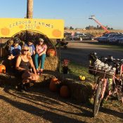 Family Biking: Join us for the Kidical Mass Pumpkin Farm Ride