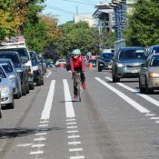 As area grows, North Vancouver Ave gets more space for cycling