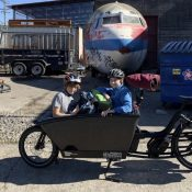 Family Biking: Two tweens on a family bike (part two)