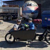 Family Biking: Two tweens on a family bike (part two)
