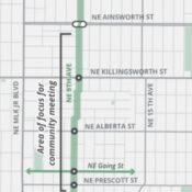 9th Ave Greenway Community Design Meeting & Open House