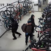 Video of thieves in 'secure' bike room highlights larger problem