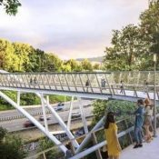 Earl Blumenauer Bridge will break ground next week