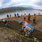 Portland embraces inaugural Bridge City CX event
