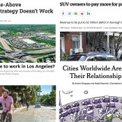 The Monday Roundup: SUV tax, language matters, zombie miles, and more