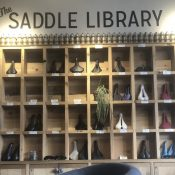 Family Biking: Gladys Bikes' Saddle Library is the place to go for mom butts