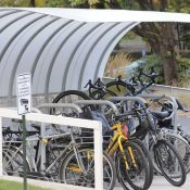 Council gets up to speed on major bike parking code update