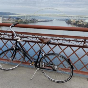 Guest Post: Portland rocked my two wheels