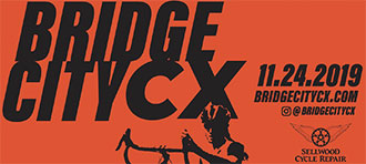 Bridge City CX Race November 24th