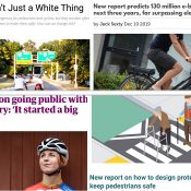 The Monday Roundup: Distraction data, moneyball in cycling, ODOT inspiration, and more