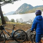 Wind Mountain Overlook will be completed with help from local cycling club