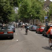 Downtown N'hood Association: Keep bikeways off South Park Blocks