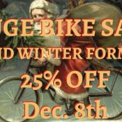 North Portland Bike Works Winter Formal Sale